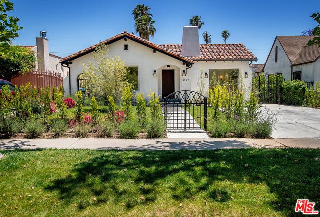 812 S ORANGE Drive, Los Angeles, CA 90036
