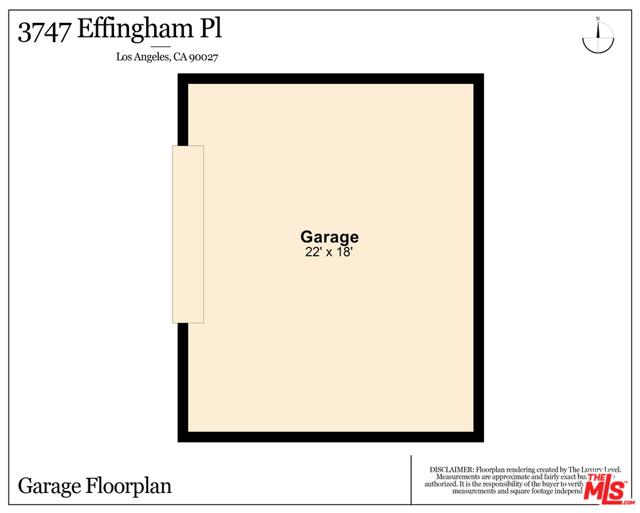 54. 3747 Effingham Place Los Angeles, CA 90027