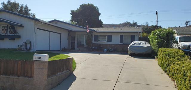1308 Mariposa Drive Dr, Santa Paula, CA 93060 Photo