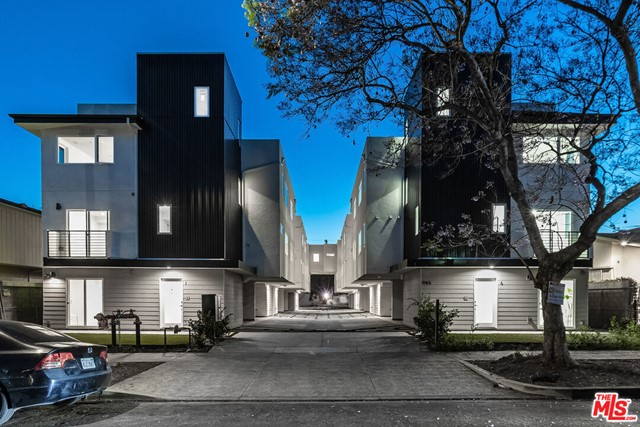 943-947 N. Oxford Avenue (APN: 5535-021-003 & 5535-021-022), a collection of meticulously designed modern townhomes that are the definition of luxury apartment living in Los Angeles. Situated just south of Santa Monica Boulevard, this new construction architectural gem is close to charming cafes, trendsetting restaurants and lively nightlife options along Hollywood and Sunset Boulevard. The Oxford Eleven, constructed in 2021, features (9) four-bedroom townhomes, (1) five-bedroom townhome and (1) three-bedroom townhome. Developed to exceed the needs of high-income young professionals, these condo-quality townhomes include a private rooftop deck with unobstructed views of the Hollywood Hills and city, cutting-edge smart home technology, high-end stainless steel appliances, custom wood cabinets, quartz countertops, luxury laminate flooring, designer tile backsplashes, recessed energy-efficient lighting and full size side-by-side washer/dryer. Each unit offers secured, covered parking and is individually metered for water, electricity and gas. Please note, there is a value-add opportunity to add 2 ADUs (plans available upon request).