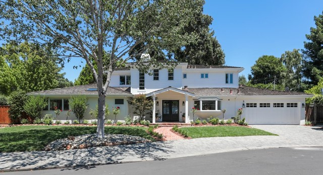 3 Helen Place, Menlo Park, CA 94025