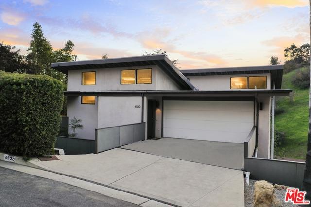 4520 BEND Drive, Los Angeles, CA 90065