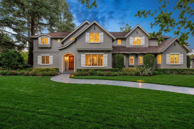 77 Serrano Drive, Atherton, CA 94027