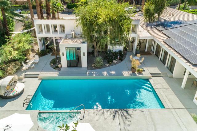 550 Santa Rosa Drive, Palm Springs, CA 92262