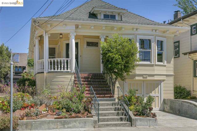 2. 4236 Terrace Street Oakland, CA 94611