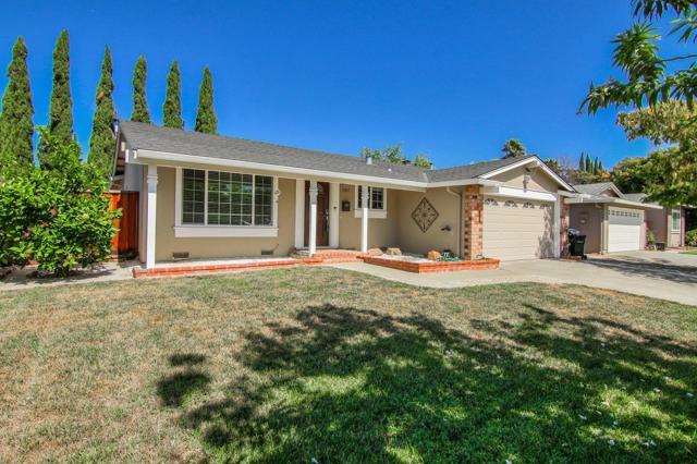 587 Modoc Court, San Jose, CA 95123