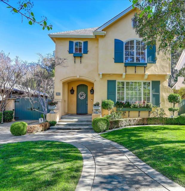 123 Loma Alta Avenue, Los Gatos, CA 95030
