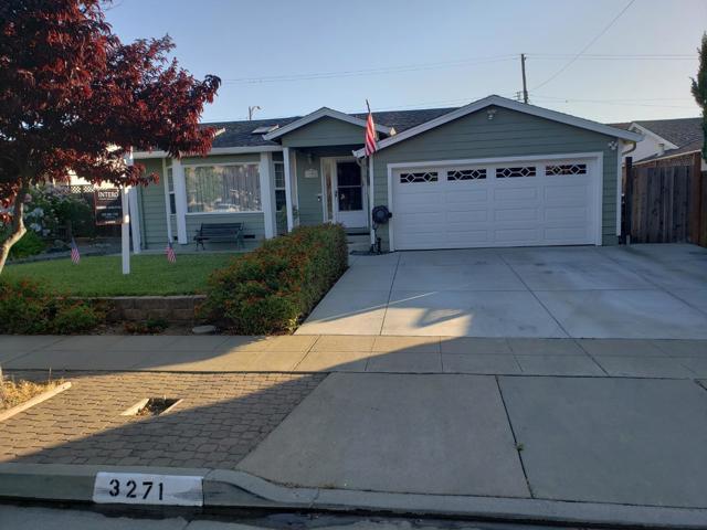 3271 Pomeroy Avenue, San Jose, CA 95121