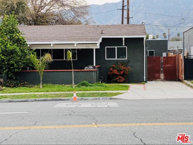 771 FAIRMONT Avenue, Glendale, CA 91203