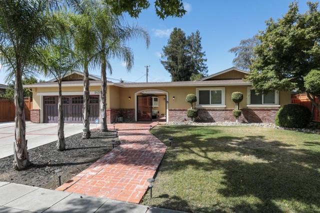 2435 Heritage Drive, San Jose, CA 95124