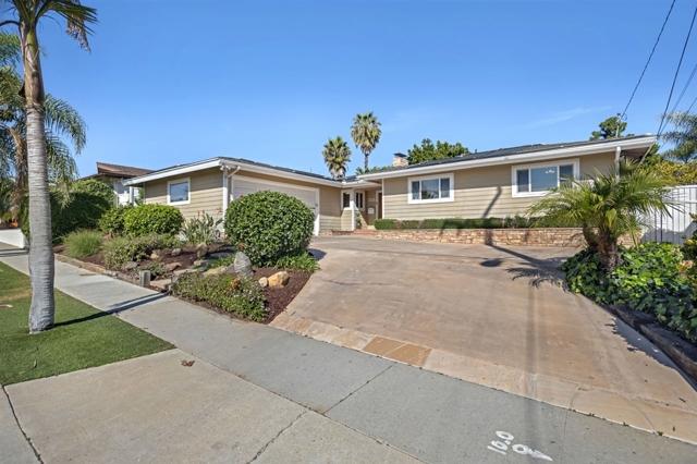 6196 Capri Drive, San Diego, CA 92120