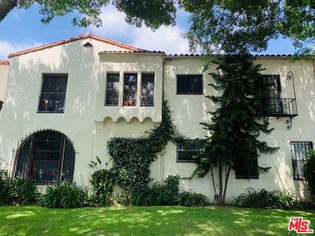 1019 S ORANGE GROVE Avenue, Los Angeles, CA 90019