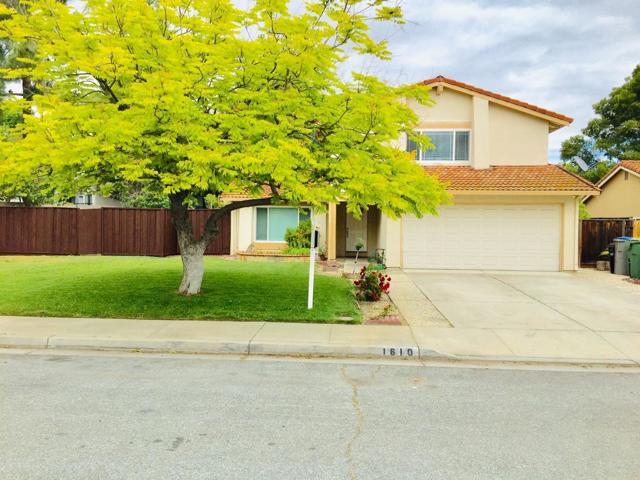 1610 Barden Way, San Jose, CA 95128