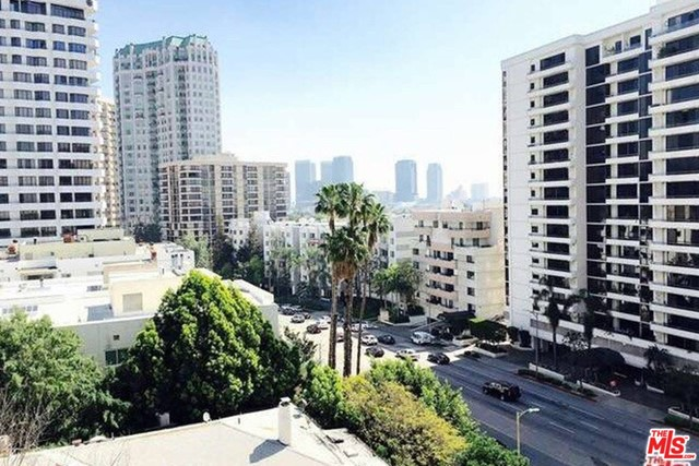 Gorgeous remodeled 1 bedroom and 1.5 bath w/ views and large balcony in prestigious Wilshire corridor, blocks from the Beverly Glen Park, the Westfield shopping center, Full service building with 24/7 security and valet parking. Amenities include fitness center, pool, Rec room, and laundry. HOA includes water, gas, and cable tv.