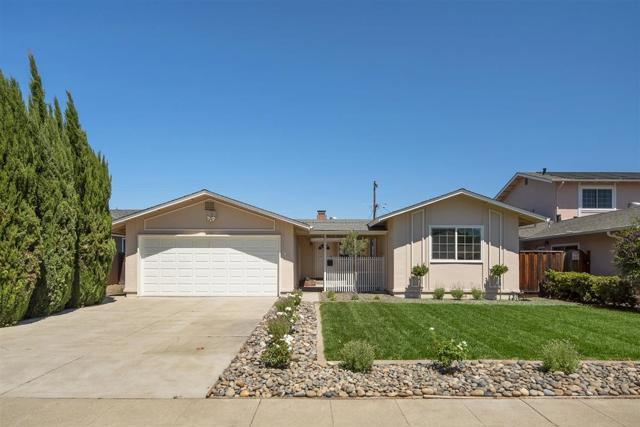 2228 Datoro Drive, San Jose, CA 95130