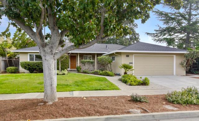 1592 Samedra Street, Sunnyvale, CA 94087