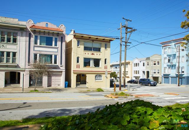 201 14 Th Av, San Francisco, CA 94118 Photo 1