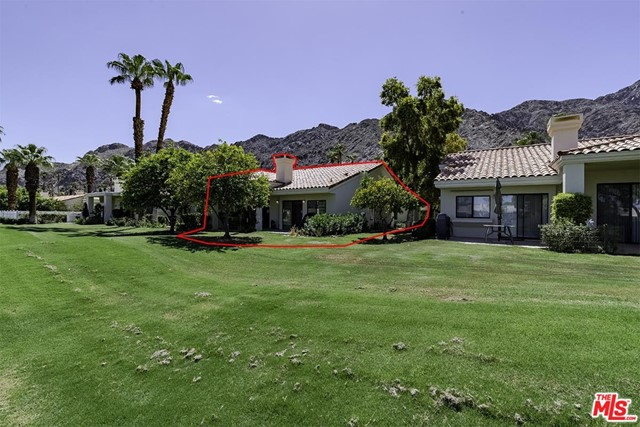 This is a Champion IV in beautiful PGA West Palmer Private. The property is private as it is in the back of PGA West. This well-kept unit has 3bed/3bath with a fairway and amazing Santa Rosa Mountain views. This could be yours! A serene dreamland escapes to the wonderful!! with over $140K spent in remodeling and renovations. You can own this gorgeous LA Quinta PGA west abode that showcases the city's beautiful golf courses and mountains. Act now or you'll miss this 3bed/3bath opportunity whose completely remodeled interior features an open floor plan living area and included all brand new furniture everywhere. Crystal Chandeliers situated at the entrance, dining area, beautiful high quality laminate flooring and impressive fireplace. The modern bathroom includes new quartz countertops and brand a new jacuzzi in master bathroom fit for a queen. Quality designer, new builder's window, also sliding door area. There is a private patio area off the master bedroom, landscape while grilling on the BBQ grill, This model is most luxurious and best quality home to be found. This model in PGA West. This home is better than brand new.