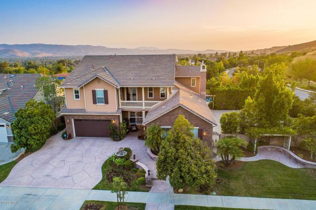 3795 Horizon Ridge Court, Simi Valley, CA 93063