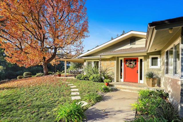 1547 Earlmont Avenue, La Canada Flintridge, CA 91011