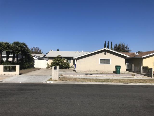 180 Warner Street, Oceanside, CA 92058