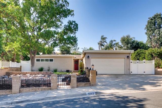 6962 Lalley Ln, San Diego, CA 92119
