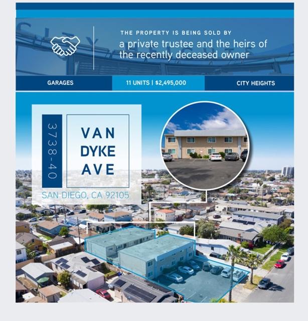 3738 Van Dyke Ave, San Diego, CA 92105