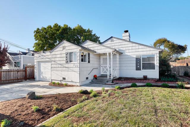 131 Huron Avenue, San Mateo, CA 94401