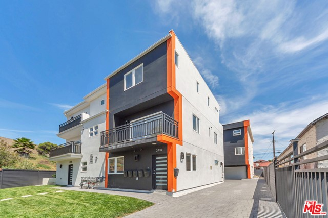 Brand-new construction completed in 2020, with a whopping 6.10 CAP. 5 units are currently leased. Most likely the lowest cost per square foot and highest CAP in 90016. NON-rent control 6 units, all 3-story townhome-style units. All units have side-by-side 2 car garages. Water, gas and electricity are separately metered. Every unit has modern, stainless steel refrigerator, range, microwave, dishwasher and tank less water heater. Each unit is over 1785 square feet, most with large balconies. Property is located in a cul de sac with large front and rear yards. Gated property with remote control access. You rarely find a building such as this with high income and low expenses. This is a prime property in a prime location near new construction on Adams, upcoming Whole Foods at Cumulus project, Culver City Arts district, metro rail, freeway and DTLA. Dont miss out, this opportunity checks all the boxes. Seller did the hard work so that you can reap the benefits.