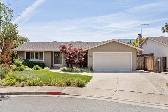 1684 Hydrangea Lane, San Jose, CA 95124