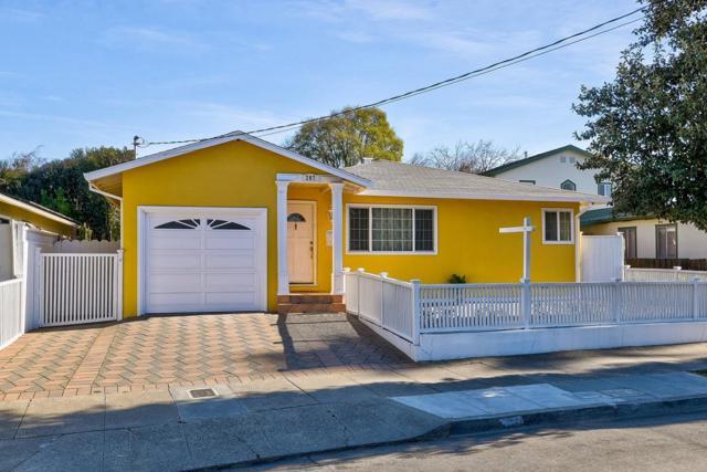 207 Hemlock Avenue, Redwood City, CA 94061