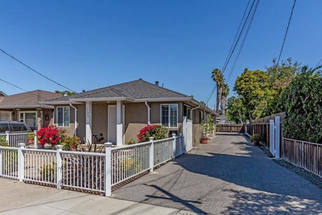 1156 Vine Street, San Jose, CA 95110