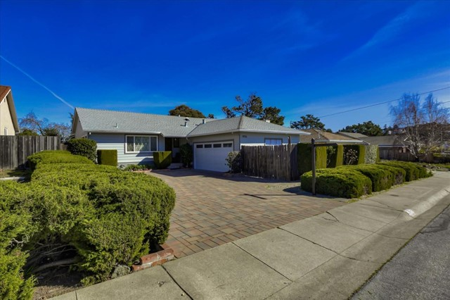 1916 Bishop Road, Belmont, CA 94002