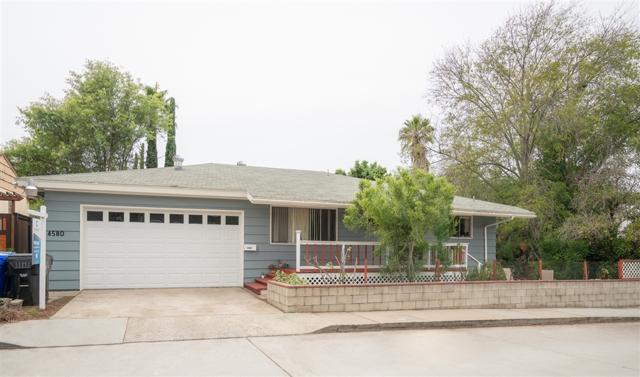 4580 55th Street, San Diego, CA 92115