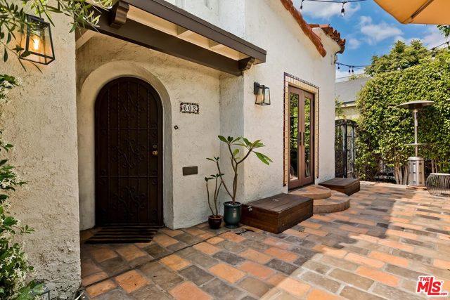 25. 603 N Martel Avenue Los Angeles, CA 90036