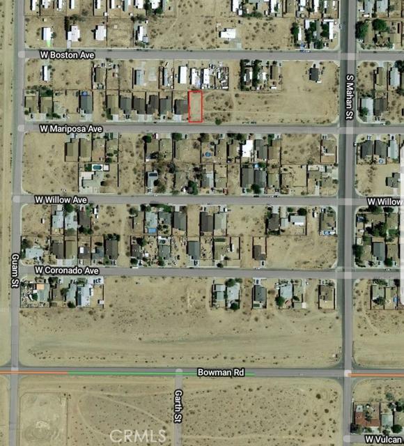 0 W Mariposa Avenue, Ridgecrest, CA 93555