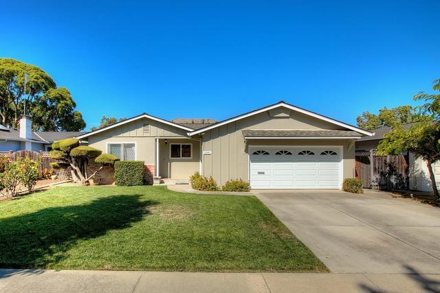 1081 Corvette Drive, San Jose, CA 95129