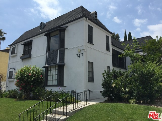 747 S SPAULDING Avenue, Los Angeles, CA 90036