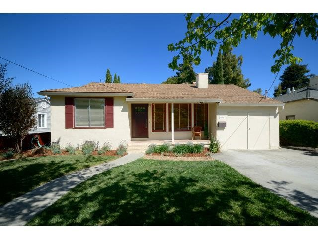 1044 10th Avenue, Redwood City, CA 94063