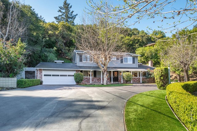 1028 Silver Hill Road, Redwood City, CA 94061