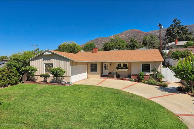 2427 Frances Avenue, La Crescenta, CA 91214