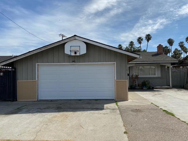 1574 PENSACOLA Drive, San Jose, CA 95122