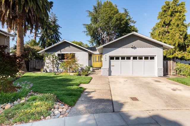 740 Clara Drive Palo Alto, CA 94303