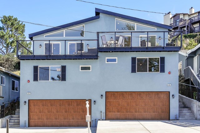 423425 Norfolk Drive, Pacifica, CA 94044