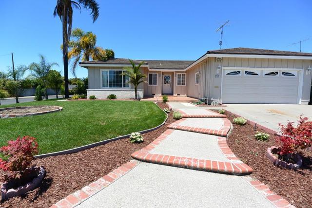 2591 Monroe Street, Santa Clara, CA 95051