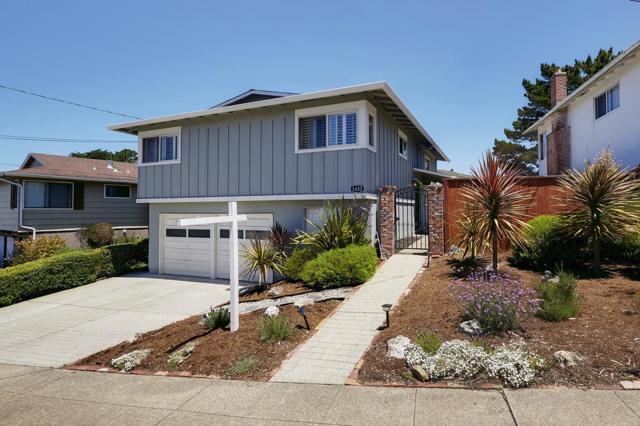 1432 Crespi Drive, Pacifica, CA 94044
