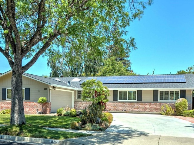 825 Corvallis Drive, Sunnyvale, CA 94087