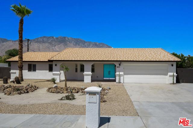 1815 N Viminal Rd, Palm Springs, CA 92262