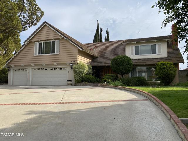 469 Arcturus Street Thousand Oaks, CA 91360