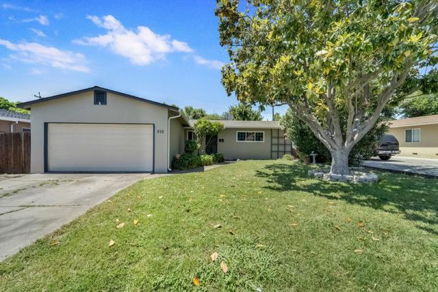 353 Mccovey Lane, San Jose, CA 95127